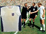 Bobby Moore 1970 World Cup