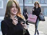 Millie Mackintosh shops in Chelsea