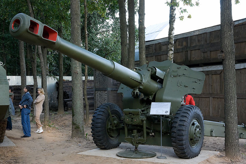 152-мм пушка-гаубица Д-20