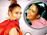 'Same girl!' Youthful Jennifer Lopez, 44, proves she hasn't aged in 13 years as she posts flashback photo from 2001 music video