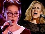 Georgia and Adele
