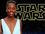 May the force be with her! Lupita Nyong'o rumored to be up for female lead in Star Wars: Episode VII