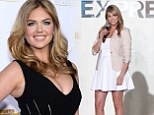 Kate Upton Express Puff Preview 01