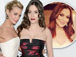 'Lindsay was NOT a train wreck!': Kat Dennings and Beth Behrs defend Lohan after reports claimed she flubbed her 2 Broke Girls shoot