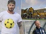 Blog from Brazil: Scolari, Beckham and  finished stadiums