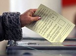 In Sevastopol, more than 70 people surged into a polling station within the first 15 minutes of voting