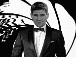 Shaken, not stirred: How Steven Gerrard would look as James Bond, 007 (as mocked up)