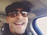 Irresponsible! Road safety charity Brake has criticised Rio Ferdinand for the above video of him driving to training
