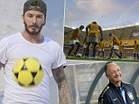 Blog from Brazil: Scolari, Beckham and  finished stadiums