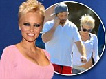 Pamela Anderson's teenage sons give their approval to new stepdad Rick Salomon as they grow ever more distant from father Tommy Lee