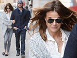 New guy? Kelly Bensimon sparked speculation she could have a new many on the go after being spotted on the arm of someone on Saturday