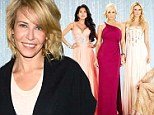 'I'm not interested in anything they have to say!' Chelsea Handler bans ALL Real Housewives stars from her chat show