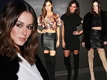 Too big for her boot collection! Australian model Nicole Trunfio has admitted she's lost count of how many pairs of over-the-knee boots she owns