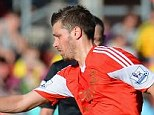 International options: Southampton midfielder Morgan Schneiderlin is ready to turn his back on France