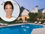 Erica Baxter sets up new life in LA in $100k-a-month palatial mansion