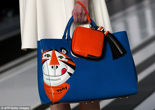 They're greeeeaaaaat! Even Tony the tiger was a star of one of Anya's totes