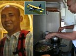 Keen chef and oddball inventor: inside the family life of MH370 pilot Captain Zaharie whose toy aircraft collection included a seaplane marked 'RESCUE' and who made strange online post 'time to take passion to next level. Motion!'