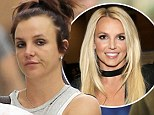 What happened to her looks? Britney Spears is far cry from her former hot self as she departs New Orleans after sister Jamie Lynn's wedding