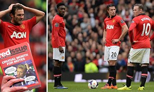 Theatre of Nightmares: It was another dark day for Manchester United and David Moyes