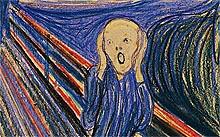 Barneby's Auctions -bid on  Munch's The Scream