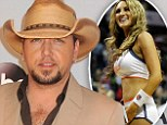 Country star Jason Aldean dating Brittany Kerr, the former American Idol contestant he cheated on his wife with in 2012
