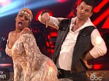 'I wanna shake by bon-bon!' NeNe Leakes kicks off DWTS's star-studded 18th season with a fun and energetic cha-cha-cha