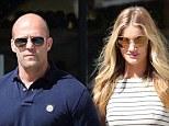 Ultimatum? Reports say Rosie Huntington-Whiteley has given boyfriend Jason Statham an ultimatum after receiving advice from Miranda Kerr