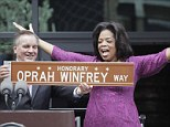 Talk show tycoon Oprah Winfrey is selling Harpo Studios to a developer in Chicago for about $32 million, but the studio will remain on the property for two more years.
