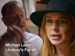 She really IS a Mean Girl! Lindsay Lohan says she doesn¿t want anything to do with her father Michael's 'other random children' from different mothers