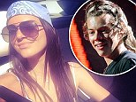 Taking Style(s) tips from Harry? Kendall Jenner dons bandana as she soaks up the sunshine in LA