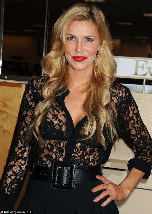 Ditch her! Fans of the Real Housewives Of Beverly Hills have launched a petition to get rid of Brandi Glanville from the show
