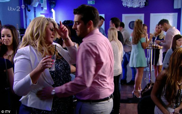 Gemma and Arg decide they need to end their sort-of relationship