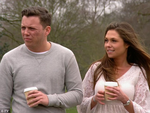 Diags and Fran decide it's okay to be dating if you're living together
