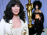 Sad: Cher revealed she was 'crying' when Bob Mackie backed out of her Dress to Kill tour
