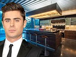 Making a fresh start! Clean and sober Zac Efron is selling his Hollywood Hills party pad for $2.85 million