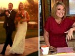 Savannah Guthrie pregnant and married