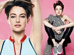 'I don't know if humans are made to be with one person forever': Shailene Woodley reveals why she's still single as she poses in playful prints