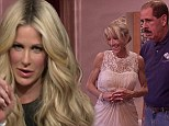Blonde drops a bombshell: Kim Zolciak admits she hasn't talked to her parents for almost THREE YEARS after nasty blowup