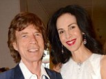 L'Wren Scott's Facebook and Twitter pages continued to post scheduled messages following her tragic death yesterday
