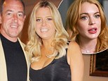 Rehab and possibly jail: Michael Lohan's girlfriend Kate Major follows in his daughter Lindsay's footsteps after DUI arrest