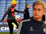 Jose and Drogba