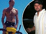 ABS-olutely ripped! Tim McGraw proves he's kept off those 40 pounds he lost almost five years ago
