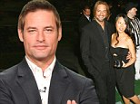 Guess what?! Josh Holloway, pictured here at the Winter TCA Press Tour in Pasadena on Wednesday, told reporters at the event that his second child is due any day now