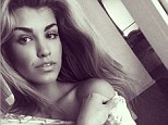 Amy Willerton channels supermodel Cindy Crawford in new Instragram picture