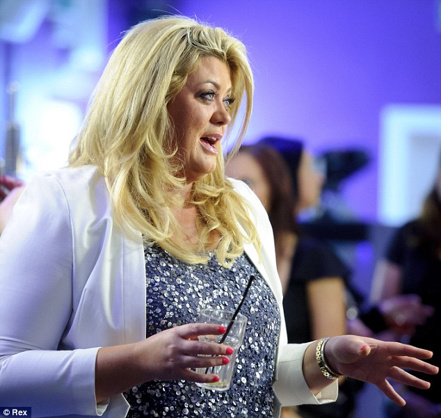 Direct: Gemma Collins gets something off her chest as she confronts her ex-boyfriend