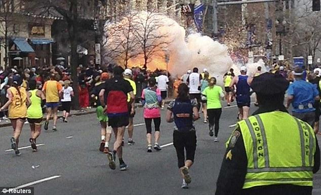 Last year's Boston marathon was tragic after terrorists set off bombs at the finish line