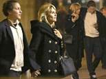 The German-born supermodel was joined by the son of artist and film maker Julian Schnabel on a sight-seeing trip around the City Of Light on Monday