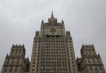 Russian Foreign Ministry headquarters