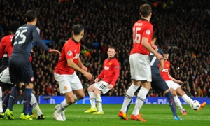 Manchester United v Olympiakos – as it happened