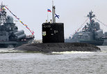 Russian Navy to Deploy Conventional Deterrence Force